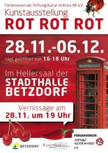 Vernissage Kunstkreis Betzdorf 28.11.2013 - 06.12.2013