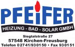 Logo Pfeifer Heizung Bad Solar GmbH